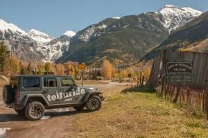 Creative Design for a Jeep