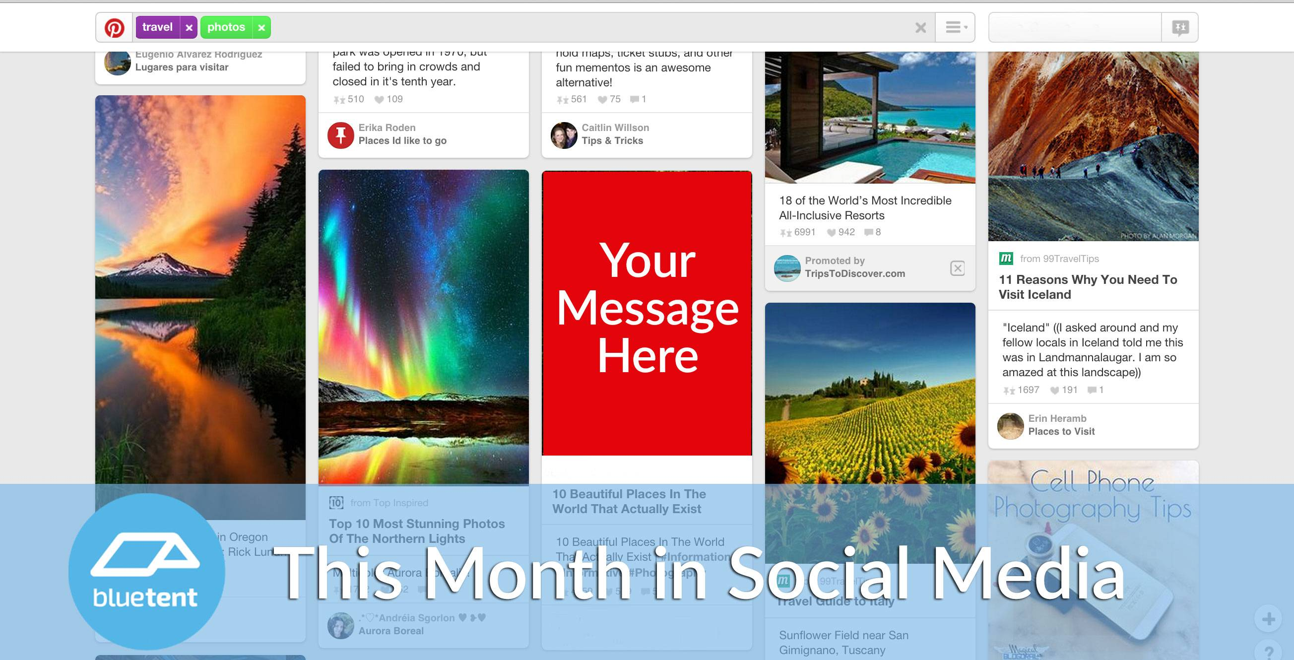 This Month in Social Media: Facebook Call-to-Action Button