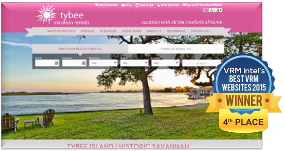 Tybee Vacation Rentals Wins Top 5 Vacation Rental Websites -VRM Intel (3)