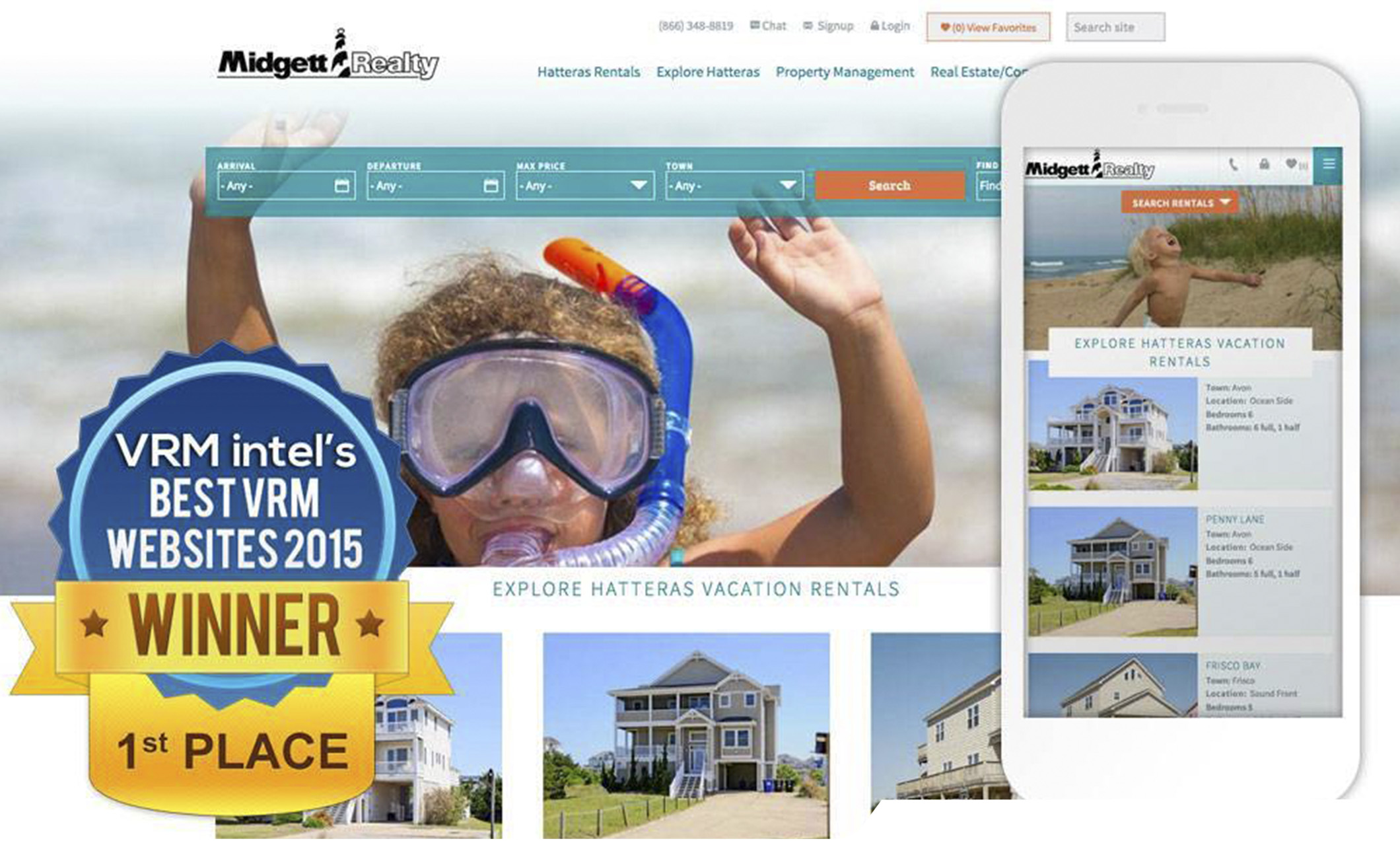 Midget realty outer banks apologise, but